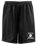 Badger Mesh/Tricot 7 Inch Short - PE