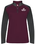 Badger Ultimate Softlock Women's 1/4 Zip - ATHLETIC
