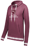 Holloway Ladies Ivy League Funnel Neck Pullover - ATHLETIC