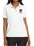 Port Authority Ladies Silk Touch Polo - DRESS CODE